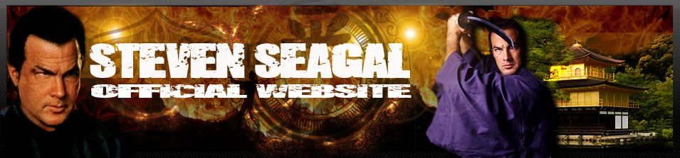 Steven Seagal Official Website