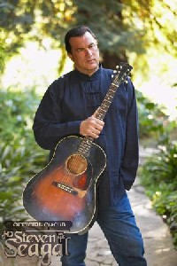 Steven Seagal with guitar 4